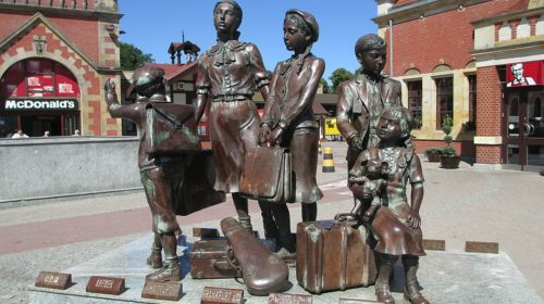 kindertransport-memorial-gdansk