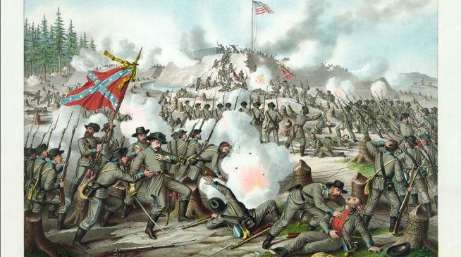 Kurz and Allison: November 29 1863, The Assault on Fort Sanders
