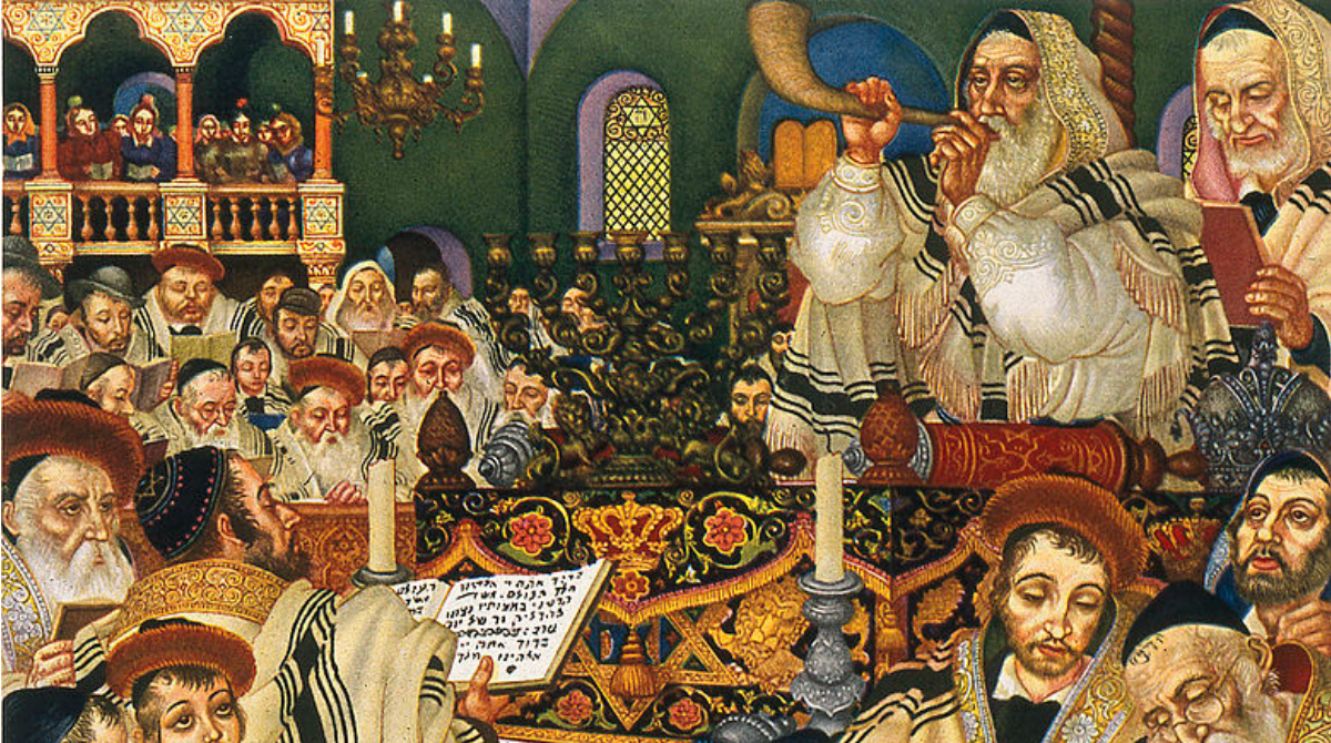 arthur_szyk_1894-1951-_the_holiday_series_rosh_hashanah_1948_new_canaan_ct-1