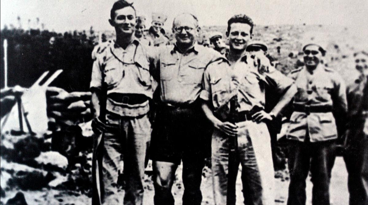 dayan-yitzhak-sadeh-yigal-allon-kibbutz-hanita-1938