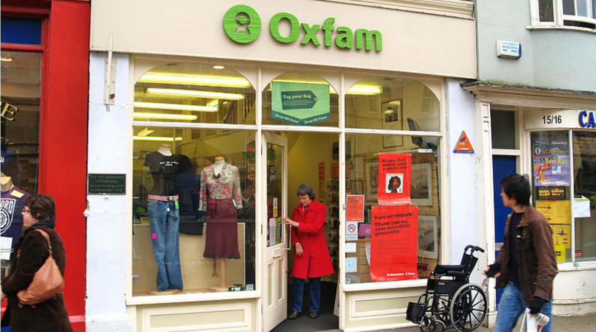 first-oxfam-shop