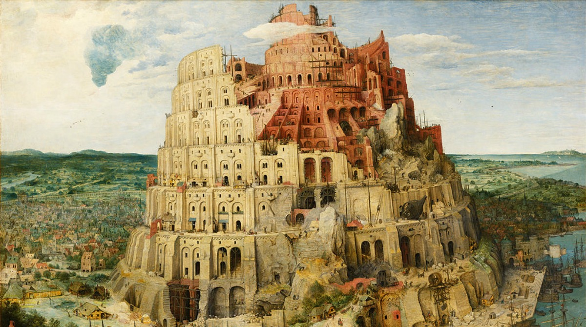 Tower-of-Babel-Pieter-Bruegel-the-Elder-1563 globalists