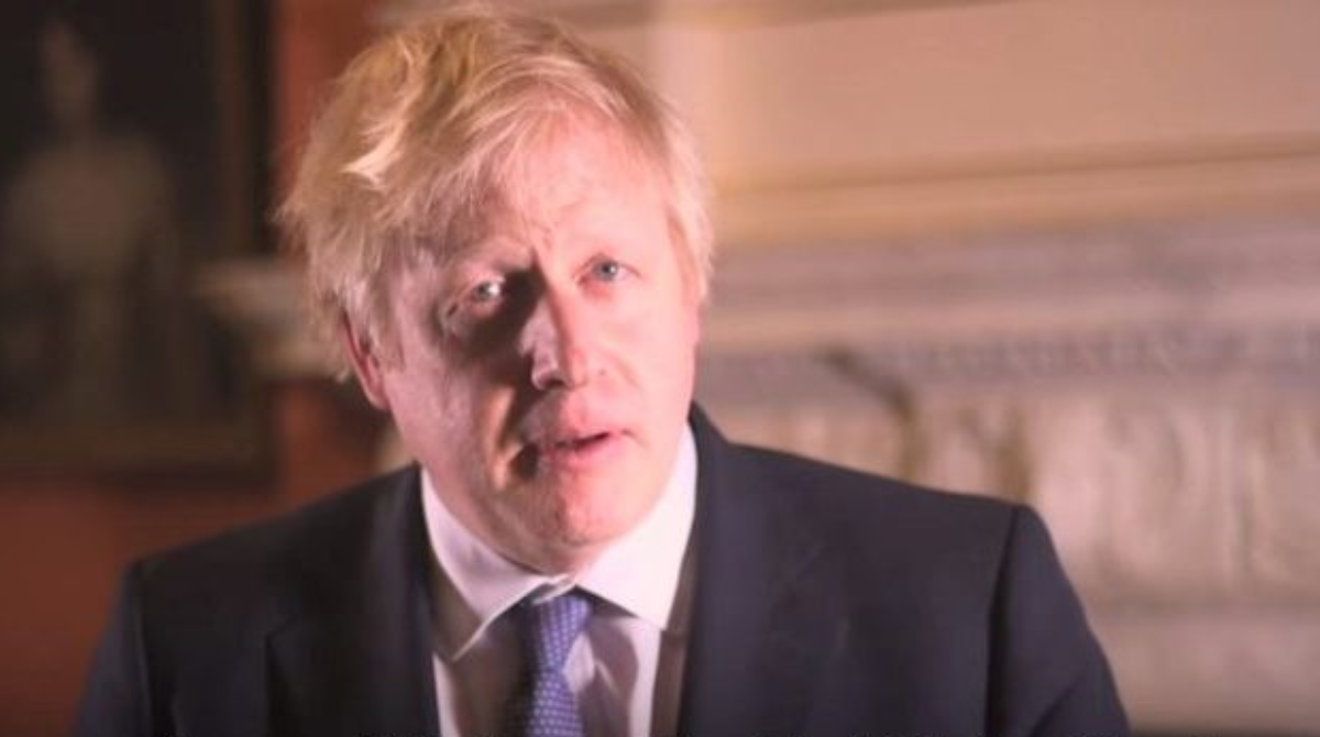 Boris Johnson Hanukkah message